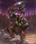 Rancor the Orc by RogierB