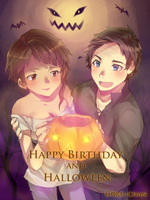 + HaPpY hAlLoWeEn AnD B-dAy + by Goku-chan