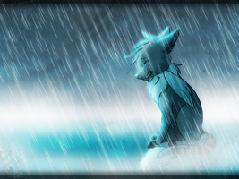 I'M SINGING IN THE RAIN :CO: -SPEEDPAINT- by NekoMangaka