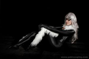 Spiderman: BlackCat Cosplay 2 by Yukilefay