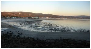Low tide panoramic by DR3AMS1nD1G1TAL