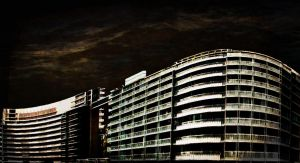 Bennelong Apartments - building 5 by CouchyCreature