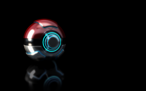 Pokeball by Aeonhem