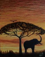 Africa by EugeneTheCounter