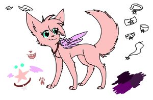 Rly Crappy Purrl Ref by Purrlstar