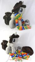 Doctor Whooves for chococari by ShiloT
