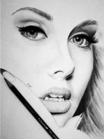 ADELE by mgaile