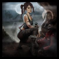 Lara by ThomasAKing