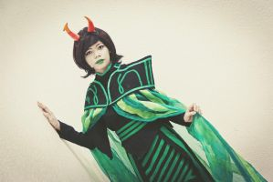 Homestuck - the Dolorosa by manira