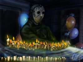 Jason's Birthday by CyberII