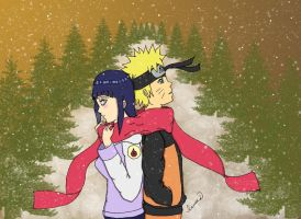 Winter Love: NaruHina by HinaTink
