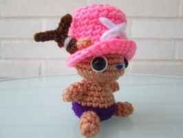 Tony Tony Chopper by uchugurumi