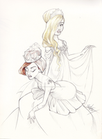 ARTPOP Princesses by DibuMadHatter