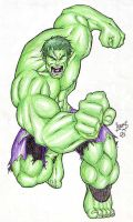 Hulk 03 by LucasAckerman