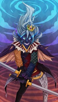 Prince Fortuna by JustinianKnight