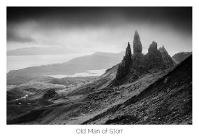 Old Man of Storr by AlexMarshall