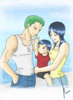 Little Family by LadyTashigi