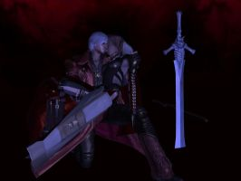DantexLightning - The Darkness is coming by Dante-564