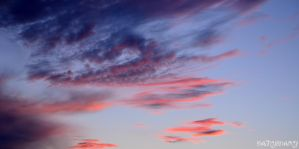 The sky by DANYMARY