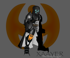 Xaayer the Grey Knight (OFFICIAL) by Xaayer
