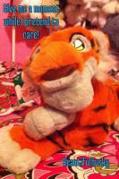 Shere Khan Doesn't Care! by BeautifulHusky