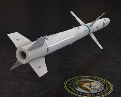 AGM-88E HARM Complete by 2753Productions