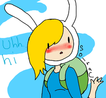 Just a random Fionna by Safety-Knight