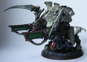 Tyranid Monstrosities LRC by Proiteus