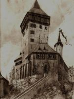 Teutonic Keep by LordGood