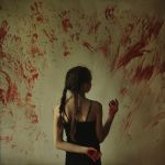Blood on our hands paints a picture exceedingly... by saratheresee