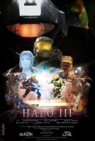 Halo - Episode III: Recon Edit by Halcylon