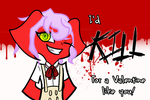 DCM: A very Fishy Valentine by BritishMindslave