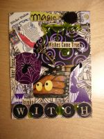 WITCH ATC by butterflypromqueen