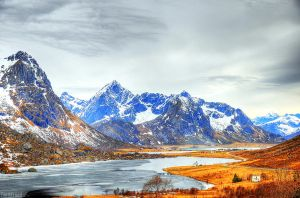 Lofoten Islands 3 by canbayram