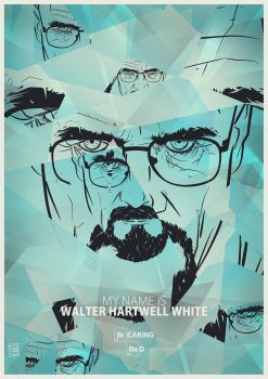 My Name Is Walter Hartwell White by cunaka