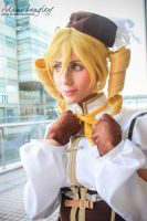 Mami Tomoe Cosplay by adami-langley