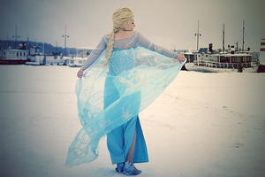 Let it go by Yoosteippi