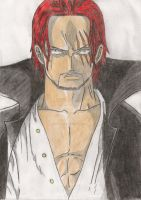 Akagami no Shanks by IDimopoulos