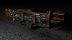 Borderlands - Rocket Launcher by 100SeedlessPenguins