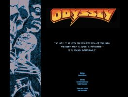 ODYSSEY the first chapter by DeevElliott