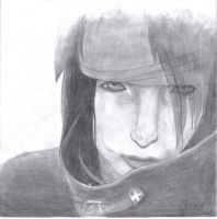 Vincent Valentine by Earith