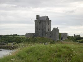 Ireland: Dunguaire Castle by Amliel