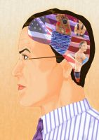 A Study of the American Mind by omelton