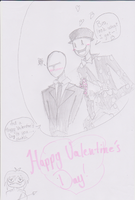 Happy Valentine's Day! by 4Got10PPrKuts