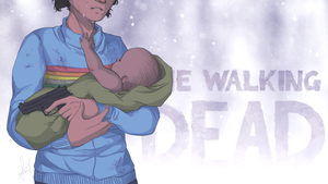 Cry Plays: [TWD] No Going Back. by lunast