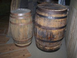 Barrels by seiyastock