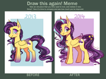 Before and After by Fayven