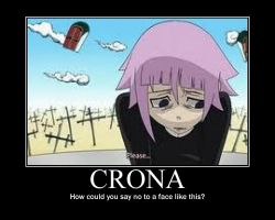 Crona demovational poster by Syd112012