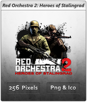 Red Orchestra 2 - Icon V2 by Crussong