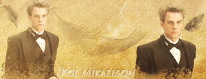 Kol-mikaelson by Kittygifs